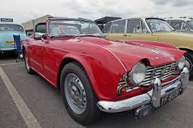renault dauphine convertible triumph tr4 1961 1965 first british targa top inopian