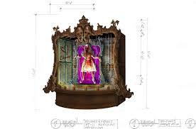 halloween horror nights lore lunatics playground 3d u2013 you won u0027t stand a chance inside