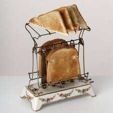 Who Invented Toaster Strudel Antique Electrical Toaster Circa 1910 Consisting Of Electrical