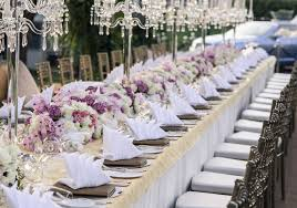 wedding table decor top 15 exles of wedding table decorations mostbeautifulthings