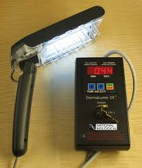 light treatment for scalp psoriasis dermalume home phototherapy wand from the phototherapy experts