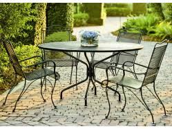 Iron Table And Chairs Patio Wrought Iron Patio Furniture Rocky Mountain Patio