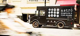 truck food truck astro doughnuts u0026 fried chicken astro doughnuts