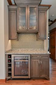 Kitchen Cabinet Wood Stains Stained Kitchen Cabinet Ideas Staining Oak Cabinets Darker Color