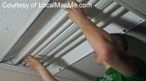 how to replace a light fixture convert ceiling light to recessed get rid of fluorescent fixture
