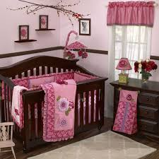 Dark Wood Nursery Furniture Sets by Baby Nursery Attractive Image Of Baby Nursery Decoration Using