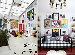 pop art decorating with pictures