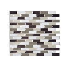 Peel And Stick Backsplash Tiles Home Depot Modest Decoration - Peel and stick backsplash home depot
