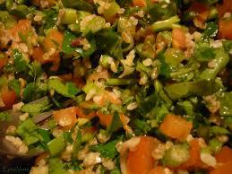 cuisine libanaise recette salade taboulé cuisine libanaise miamitudes