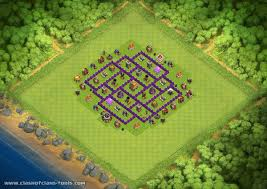 amazing clash of clans super th7 trophy base layouts top 1000 clash of clans tools