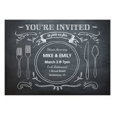 lunch invites renee pulve chalkboard dinner party invite and ecard