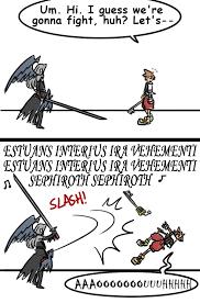 Sephiroth Meme - kingdom hearts sora donald duck kingdom hearts 2 sephiroth destiny