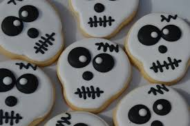 Sugar Cookie Halloween by Halloween Almond Sugar Cookie Recipe U2013 Brookies Cookies