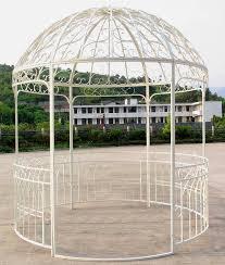 Gloriette De Jardin En Bois Grande Tonnelle Kiosque De Jardin Pergola Abris Rond Gloriette En