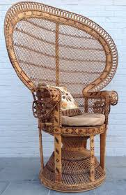 luxury wicker peacock chair about attractive furniture ideas c87