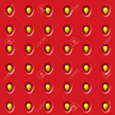 seamless strawberry texture red and yellow color scheme royalty