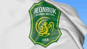 logo hyundai png close up of waving flag with jeonbuk hyundai motors fc football