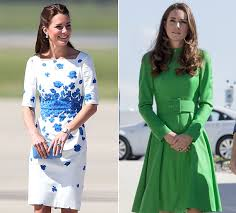 sales of yellow dresses soar after kate u0027s seal of approval