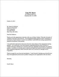 resume thank you letter examples 3 thank you letters