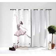rideaux chambre d enfants rideau chambre d enfant 4 rideau enfant danseuse etoile kirafes