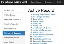 yii2 model tutorial how to program with yii2 activerecord