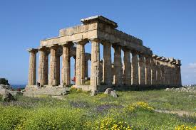 greek architecture ancient history encyclopedia temple of hera selinus