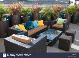 Synthetic Wood Patio Furniture by Modern Furniture Modern Wicker Patio Furniture Expansive