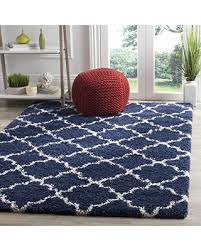 Quatrefoil Outdoor Rug Don T Miss This Deal Safavieh Hudson Shag Collection Sgh282c Navy