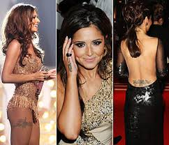 Cheryl Cole Back Move Beckham Cheryl Wants A Back
