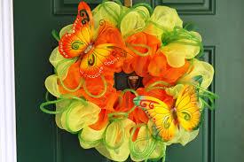 Spring Wreaths For Door by Wreaths Inspiring Spring And Summer Wreaths Amazing Spring And