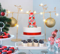 multi color macarons video tutorial u0026 christmas party table ideas