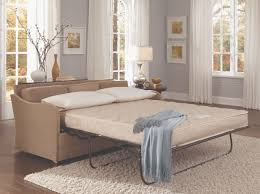 light brown velvet convertible sofa bed which equipped with