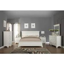 Bedroom Furniture Set Queen Size Queen White Bedroom Sets U0026 Collections Shop The Best Deals