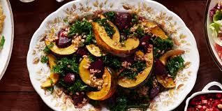 Salad Thanksgiving Roasted Beet And Squash Salad
