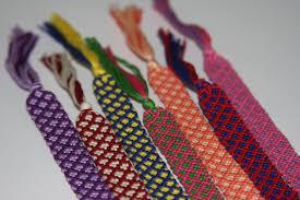 Rag Rug Friendship Bracelet Criss Cross Friendship Bracelets
