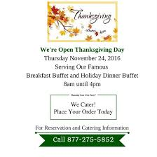 thanksgiving is coming pearl s place restaurant southern style