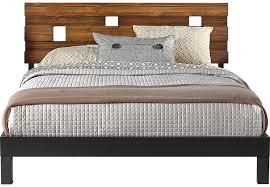 Rooms To Go Sofa Bed Gardenia Honey 3 Pc Queen Bed Queen Beds Light Wood