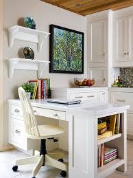 Small Computer Desk For Kitchen Kitchen Computer Workstation Ideas Photogiraffe Me