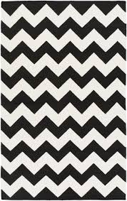 Black Chevron Area Rug Ebern Designs Bangor Black Chevron Area Rug Reviews Wayfair