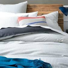 striped duvet covers queen ticking stripe duvet cover shams