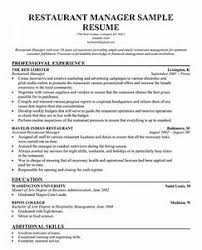 restaurant manager resume template restaurant manager resume template pointrobertsvacationrentals