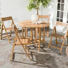 Collapsible Dining Room Table Outdoor Collapsible Dining Table Set Zola