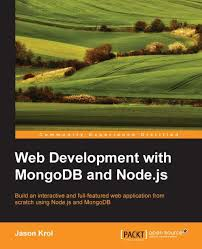 best node js books web development with mongodb and node js packt books