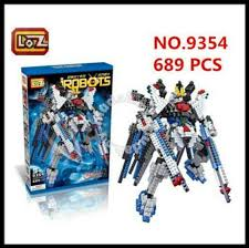 loz diamond blocks loz diamond blocks irobots gundam 9354 9355 hobby