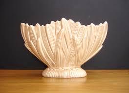 1950s sylvac 2456 hyacinth vintage vase home decor wire spring