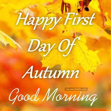 happy day of autumn morning pictures photos and