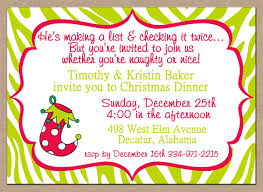 secret santa invitation wording ideas premium invitation