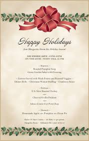 holiday lunch invitation margarita storm bangkok thailand menu prices restaurant