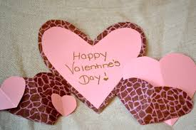 cave crafts homemade valentines