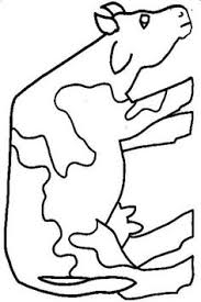 cow coloring pages printable sheets pinterest cow kids